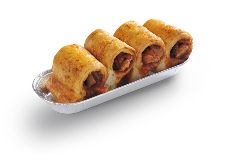 Mini Oosterse broodjes