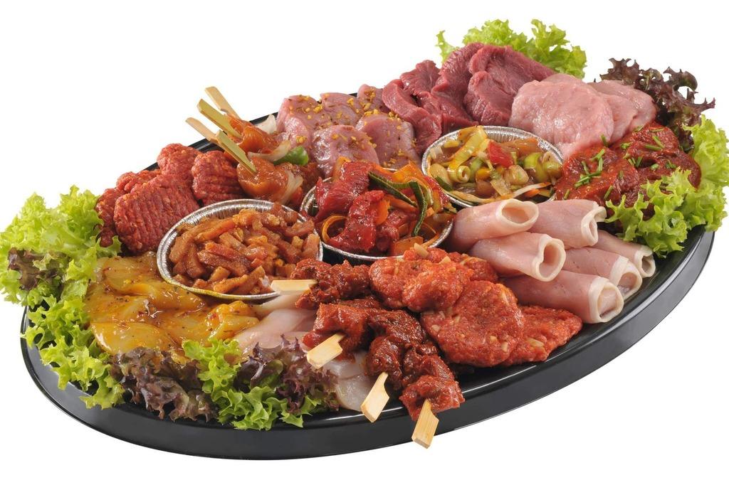 1. Luxe Gourmetschotel