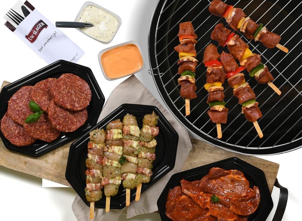 Barbecuepakket Bourgondisch