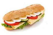 Belegd broodje speciaal (koud)