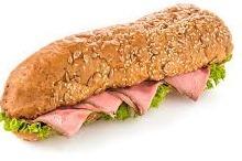 Belegd broodje