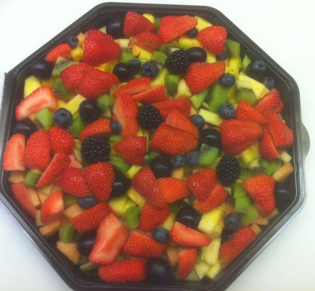 Vers fruitsalade