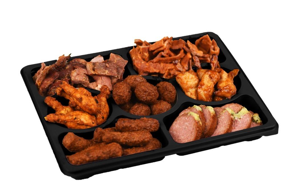 Hapjesschotel grillspecialiteiten
