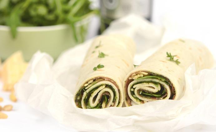 Wrap Italiaans