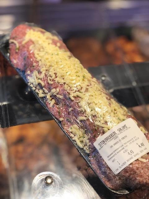 Stokbroodje salami