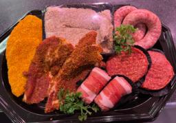 Vleesschotel €30