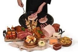 All-in BBQ voordeelmenu