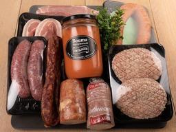 Vleespakket ± €25