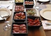 Extra vlees bijbestellen? makkelijk in schaaltjes van 200 gram verkrijgbaar!