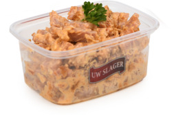Grillworst salade