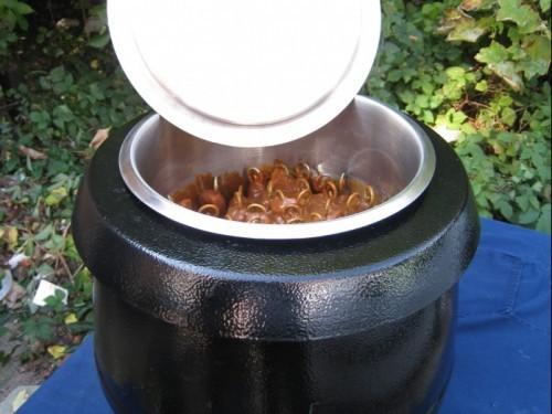 3. Hotpot - kipsaté