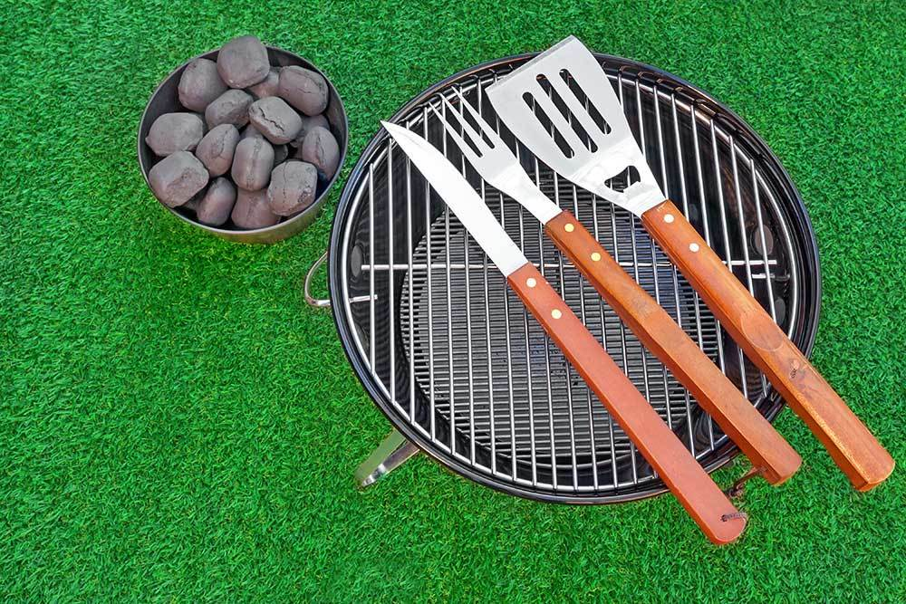 Grote barbecue