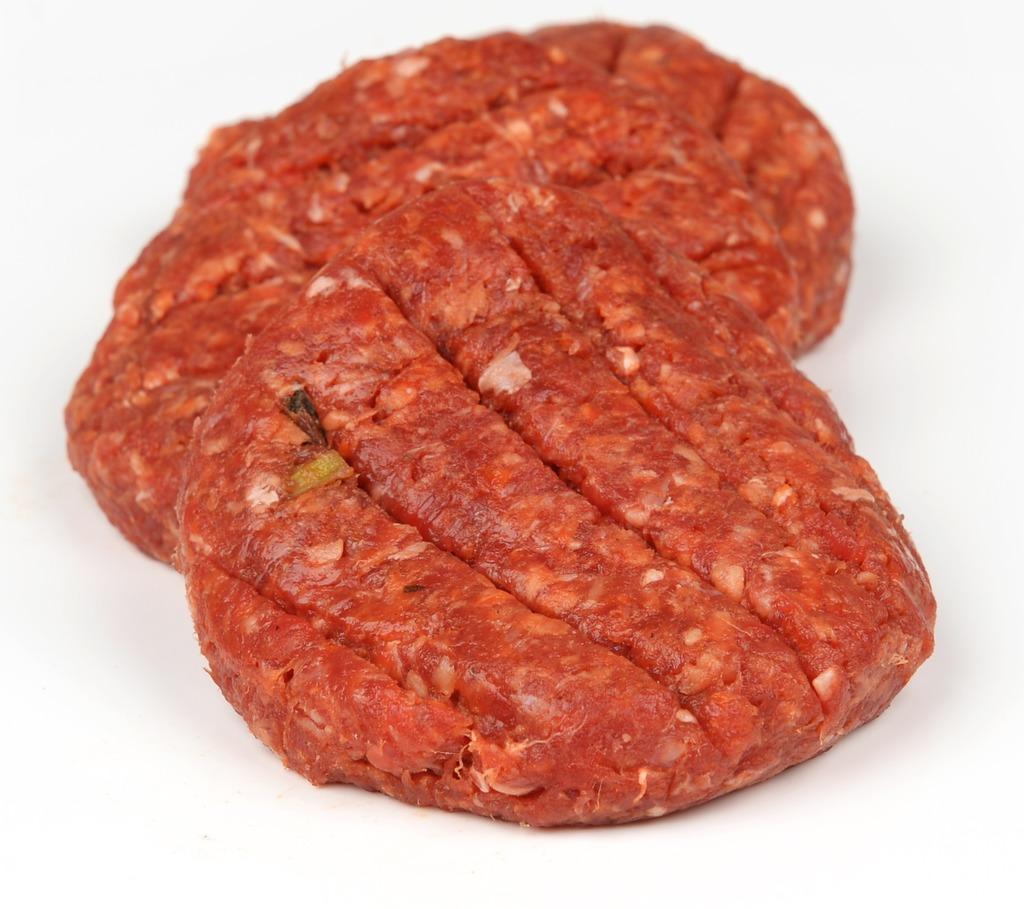 Eigengemaakte Hamburgers