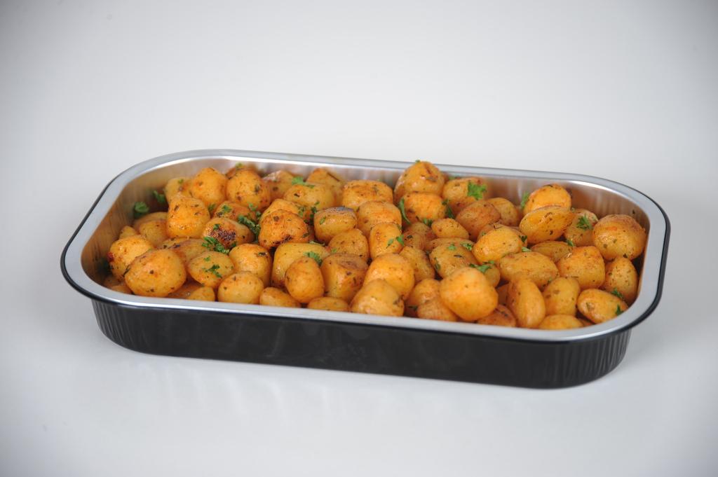 Gekruide aardappeltjes