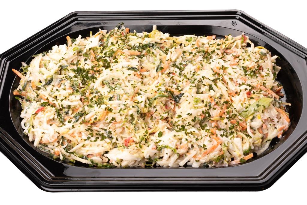 Rauwkost saladeschotel