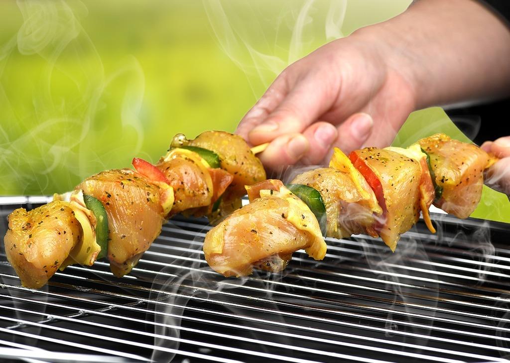 Barbecue geheel verzorgd