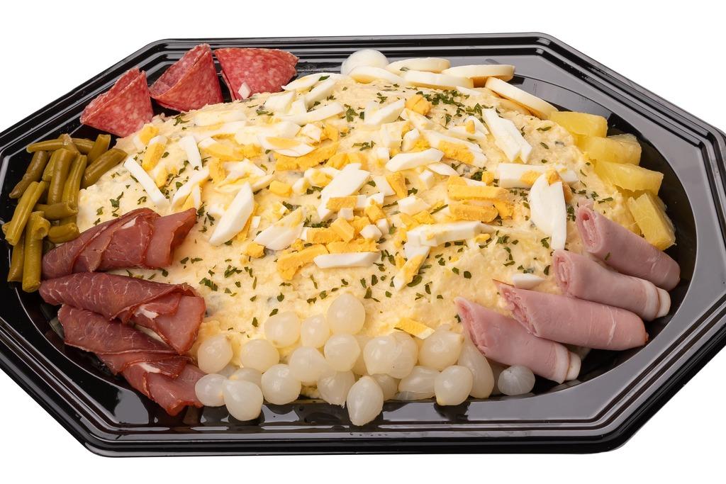 Eier saladeschotel