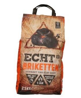 ECHT® Briketten 2,5 kilo