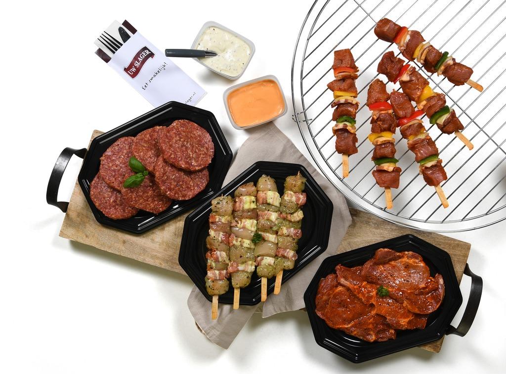 01. Barbecuepakket Dedemsvaart