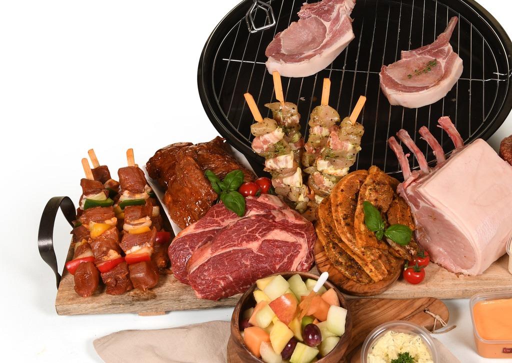 02. Barbecuepakket Vechtdal