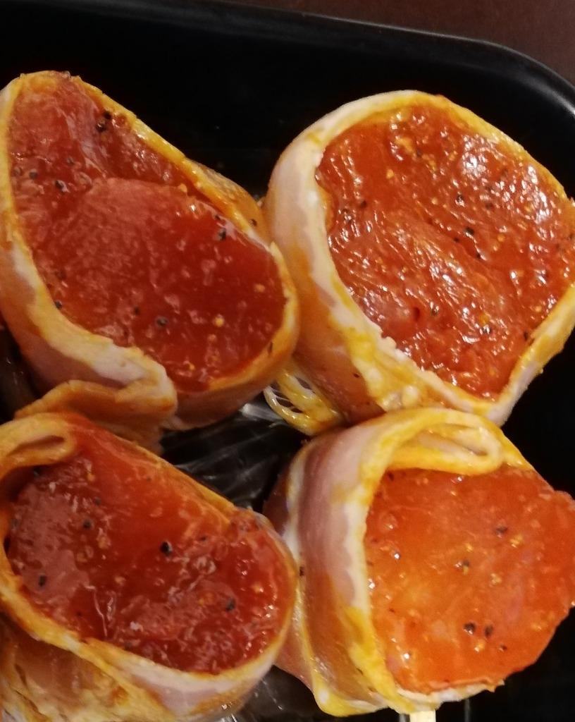 Gourmet Varkenshaas  4 stukjes vlees.