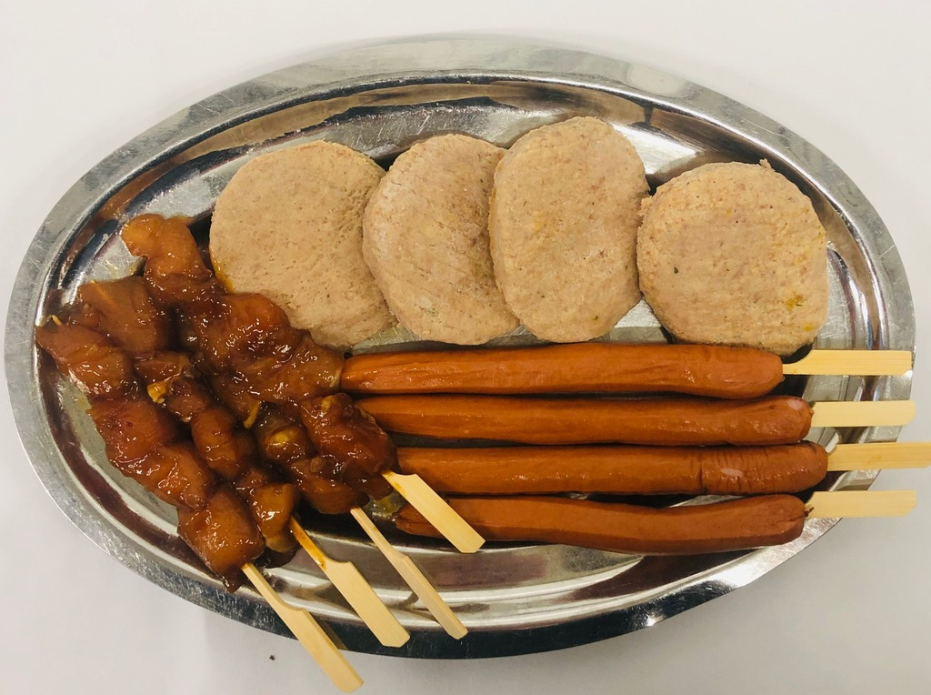1. Barbecueschotel kids