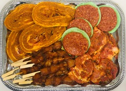 Barbecueschotel B&G