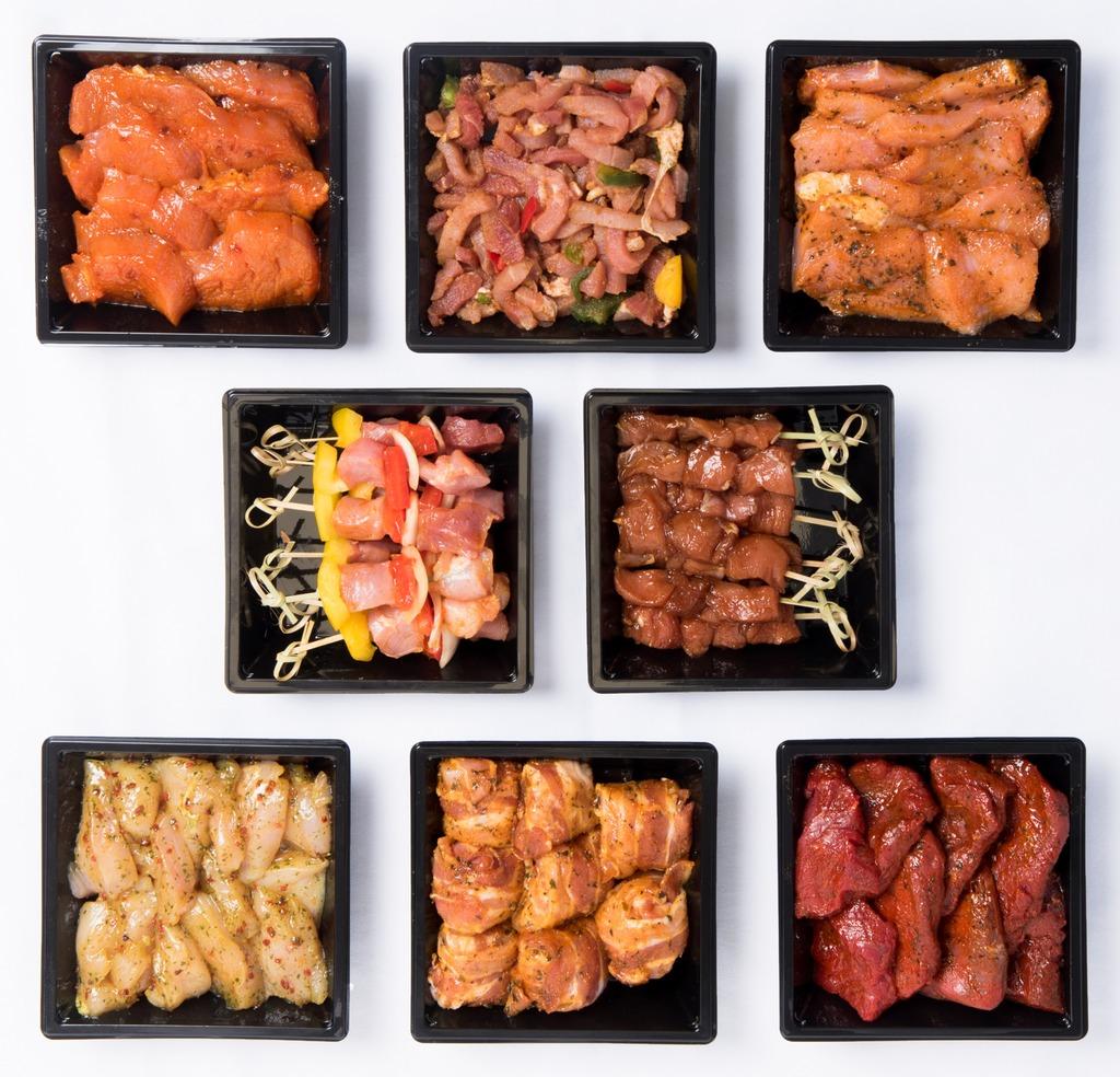 3. Gourmetvlees Deluxe
