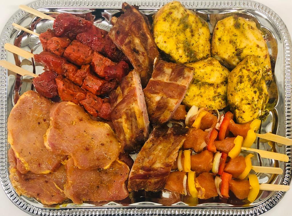 4.  Barbecue schotel Harskamp