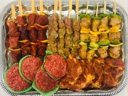 Barbecueschotel Allergenenvrij