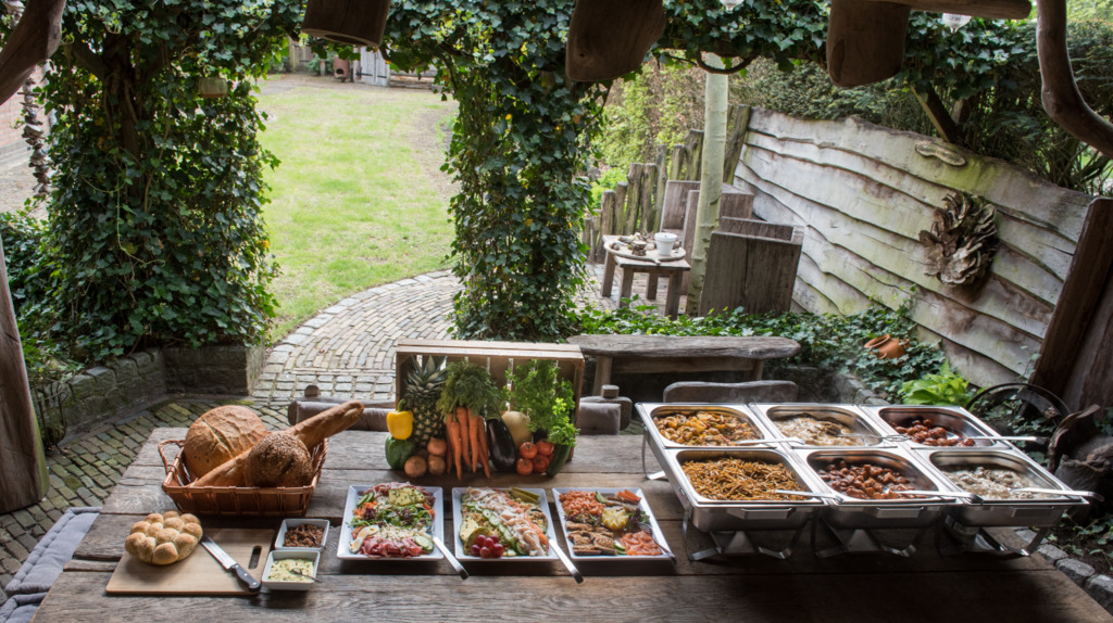 1.4  Warm en koud buffet Amsterdam
