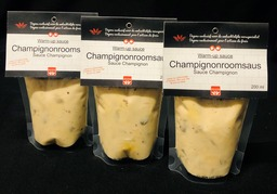 Champignonroomsaus