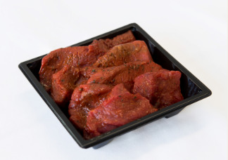 Gourmet biefstuk gemarineerd