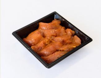 Gourmet varkenshaas gemarineerd