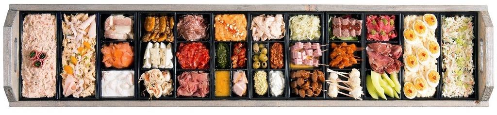 2. Het plateau als maaltijd