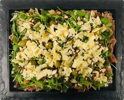 Rucola Parmaham salade