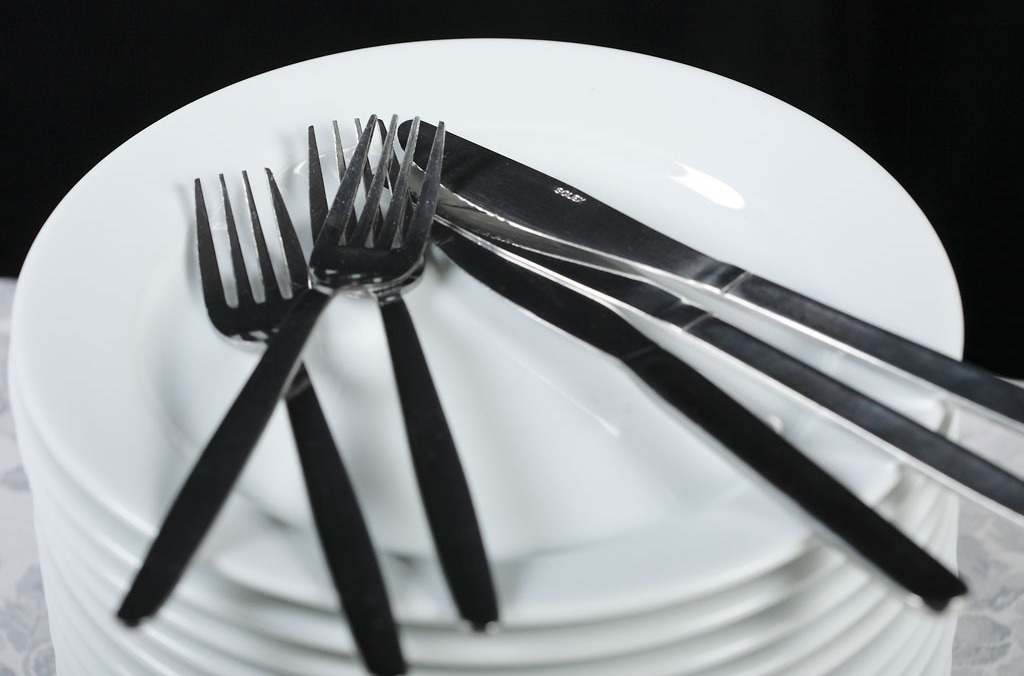 Serviesgoed partypan