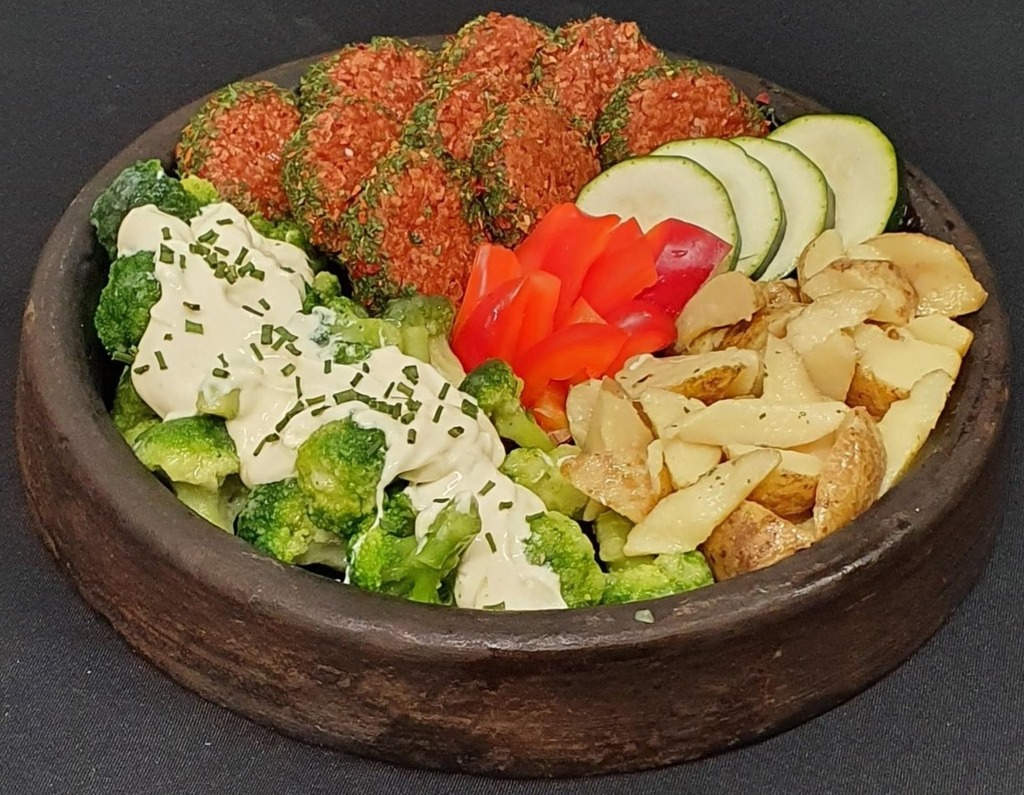 Smulsteen vegetarisch