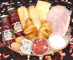 Ontbijtpakket all-in