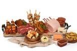 BBQ pakket compleet (all in 5 soorten vlees)