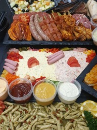Groepspakket (All in . 9 soorten vlees pakket)