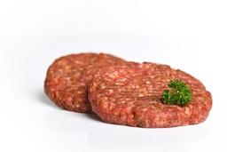 Saté burger