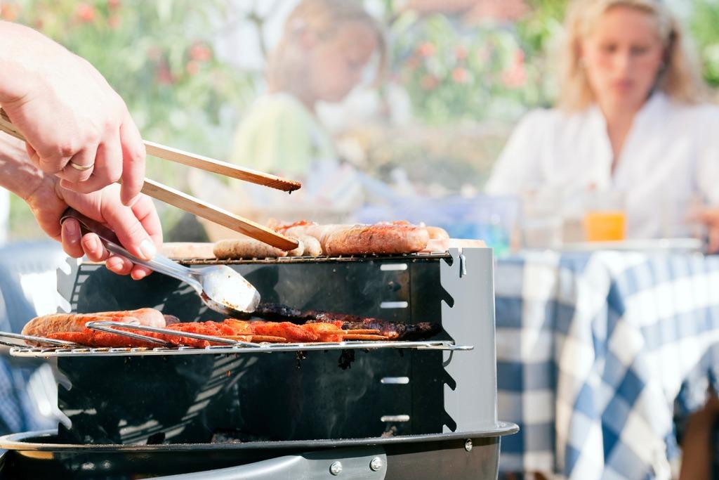 3. Barbecue de Luxe
