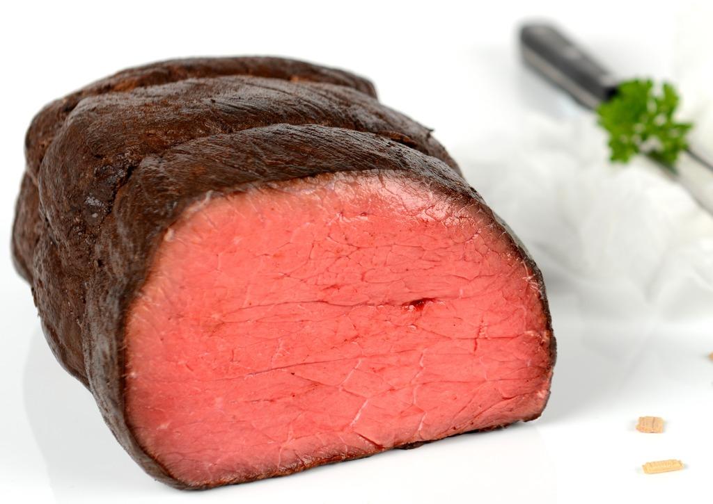 Gebakken biefstuk