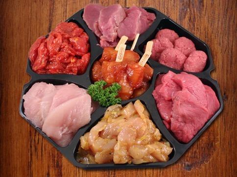 2. Gourmet Luxe