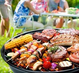 1. Barbecuepakket Populair