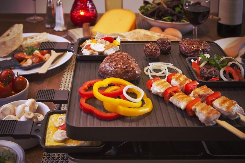 3. Gourmet compleet