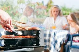 4. Barbecue Compleet gevarieerd