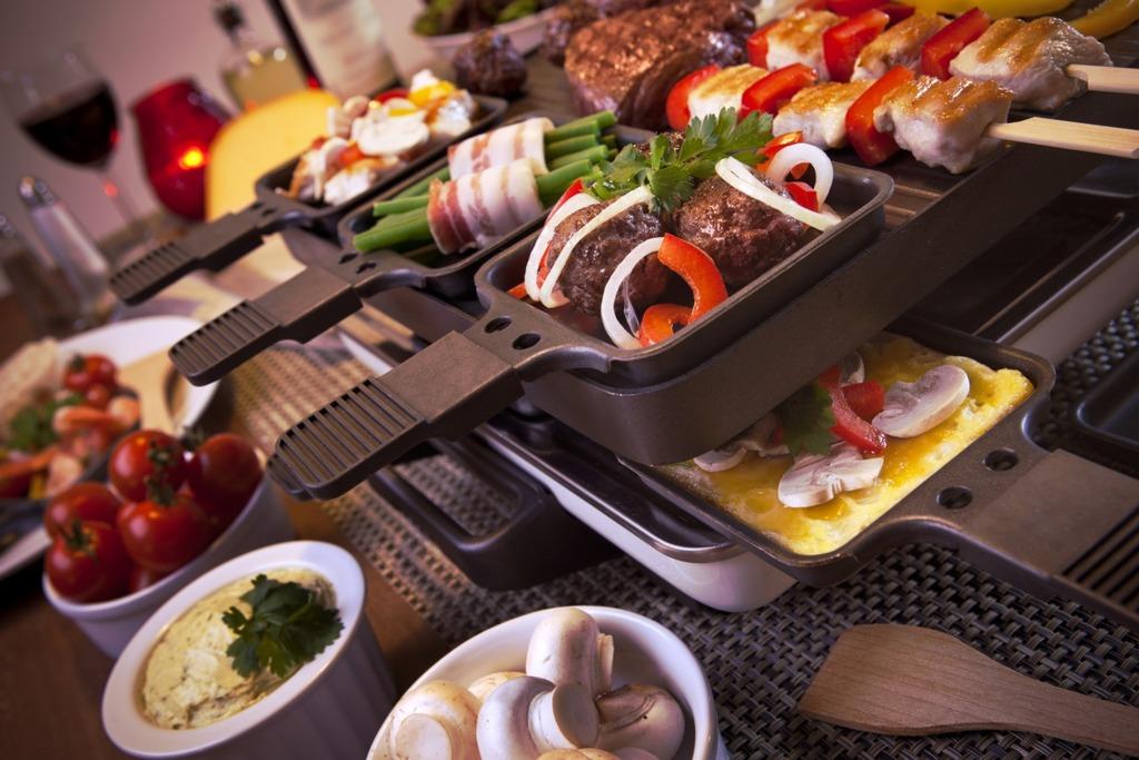 2. Gourmetschotel Luxe