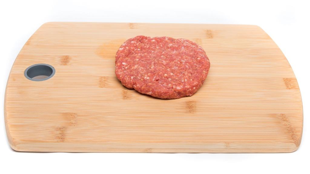 Amerikaanse hamburger BBQ